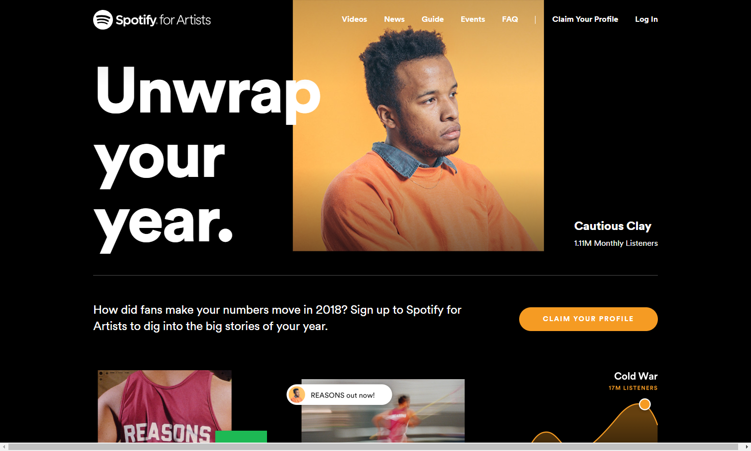 How To Get Your Spotify Artist Wrapped 2018 - DIXTRIT media